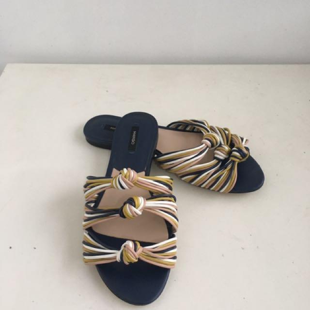 Preloved Mango Sandals size 36