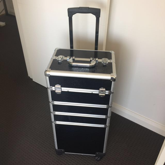 Professional Makeup Travel Case