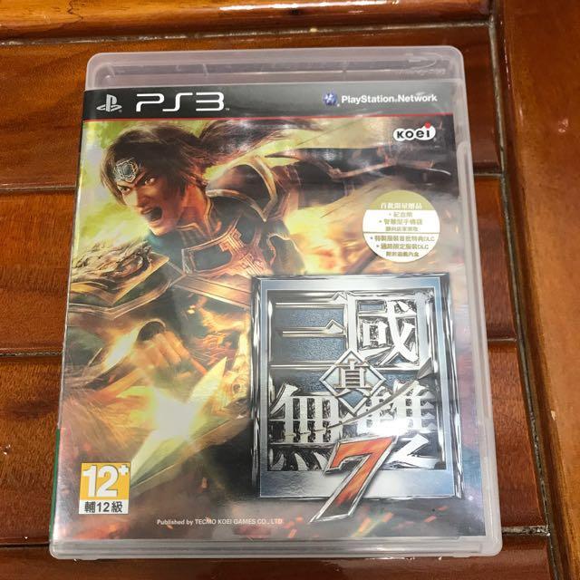 PS3-真三國無雙7