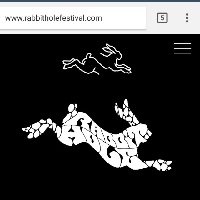 RABBIT HOLE FESTIVAL TICKET