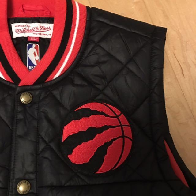 Raptors x Mitchell & Ness Vest