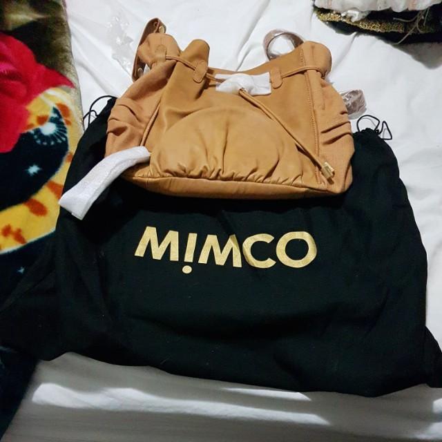 Real mimco bag - brand new