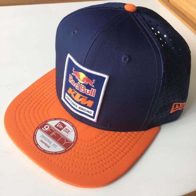 72d66968b RED BULL KTM FACTORY RACING TEAM PERFORMANCE HAT, Men's Fashion ...