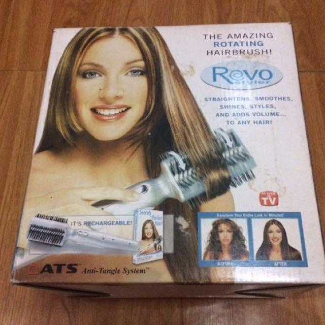 Revo hairstyler