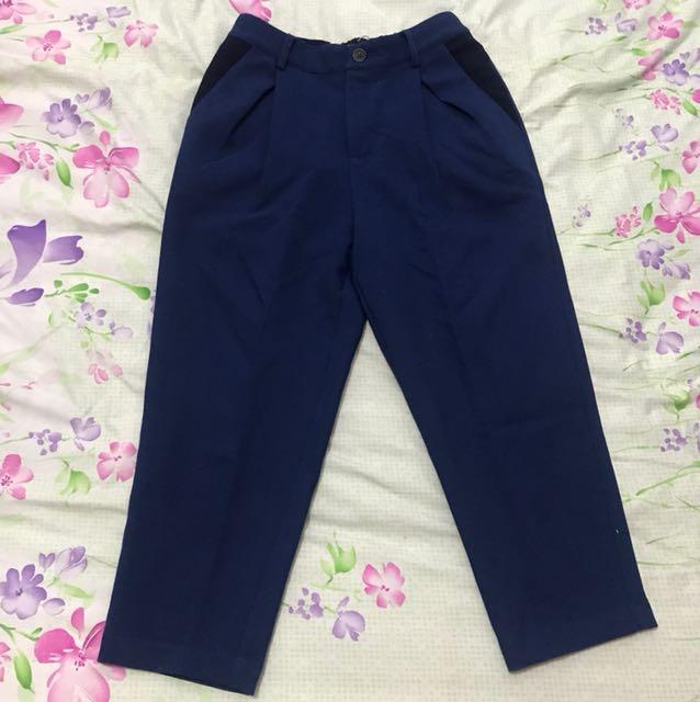 Rococo trouser pants