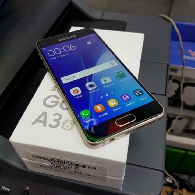 Samsung Galaxy A3 2016 Elektronik Telepon Seluler Di Carousell