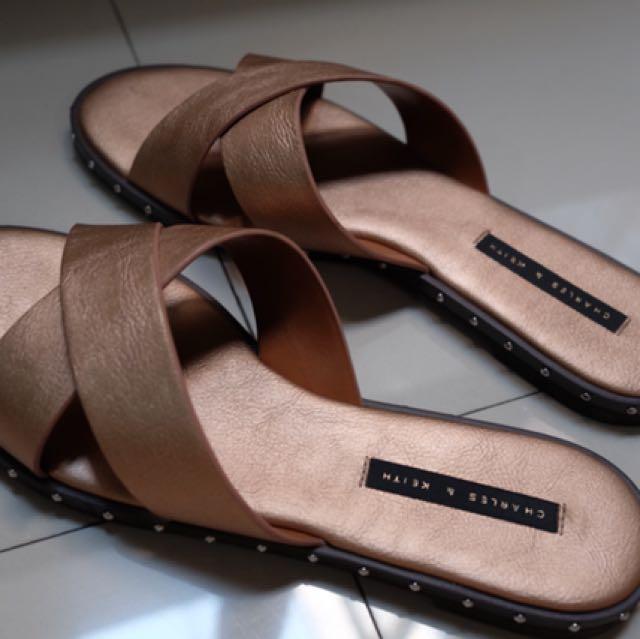 Sandal charles n keith