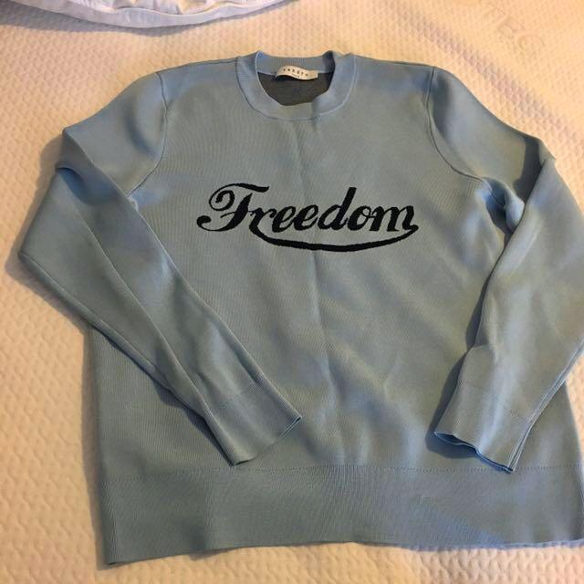 SANDRO sylvie Freedom sweater