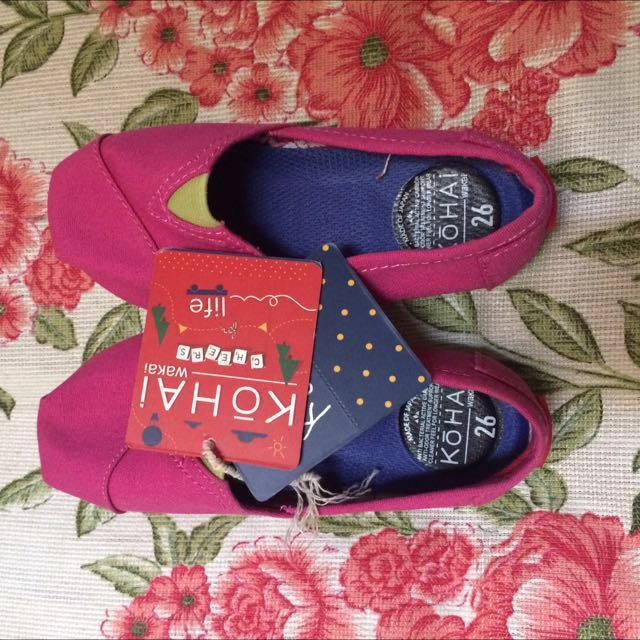 Sepatu Anak Merk Kohai Original