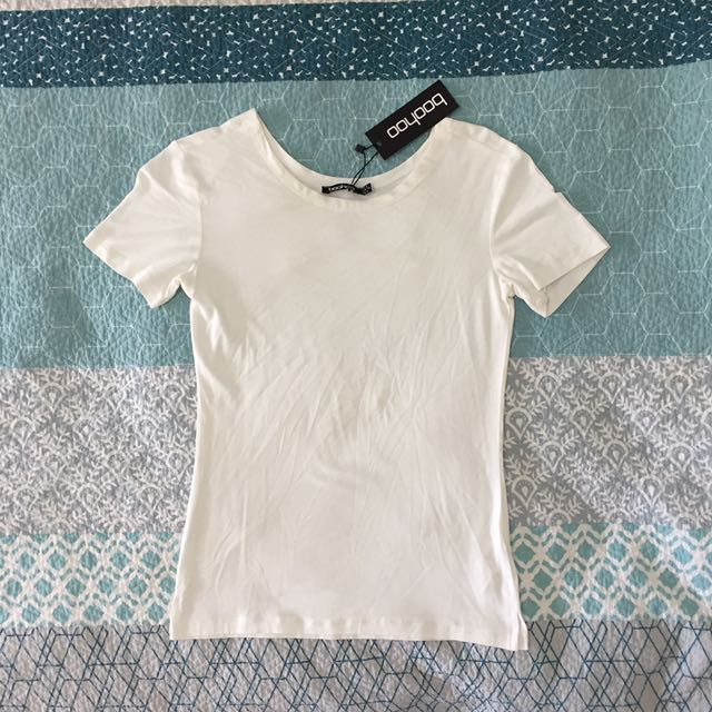 Short sleeved tee