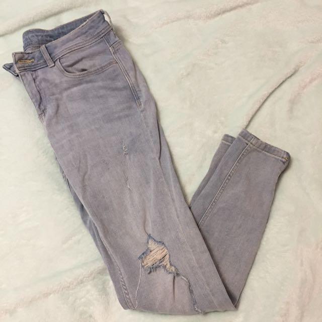 Size 04 Zara jeans