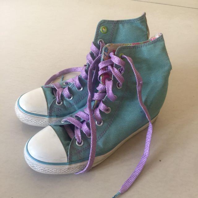 Sketchers Sneakers Wedges