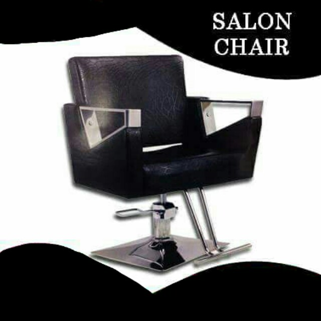 Slightly Used Salon Chair For Sale Home Furniture On Carousell