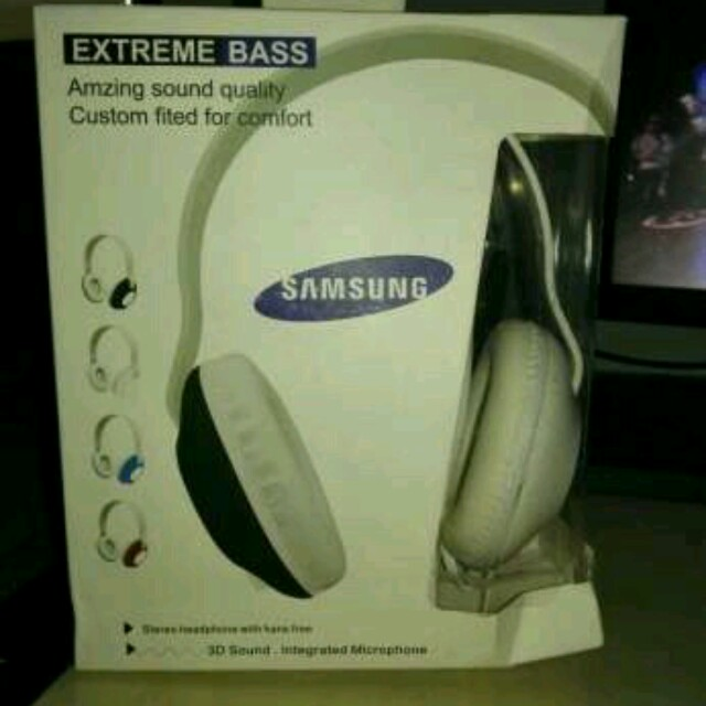 Stereophone samsung