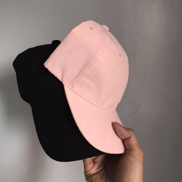 SUED CAPS