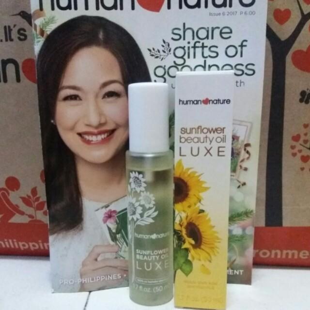 Sunflower Beauty Oil Luxe*