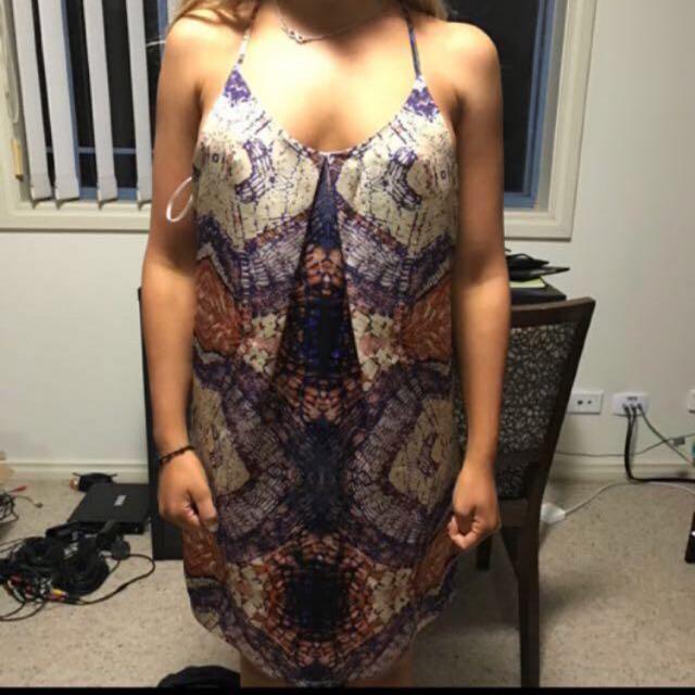 Sunny Girl Spring Dress