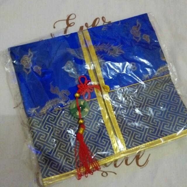 tissue pouch import