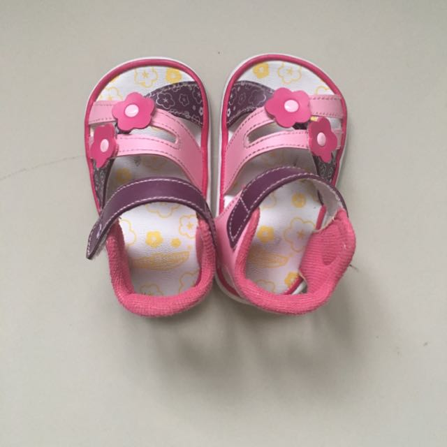 Toddler's Sandals