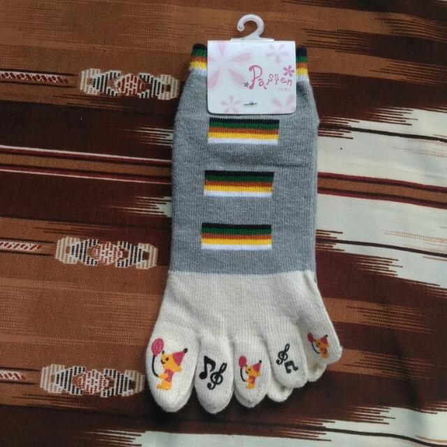Toe Socks / 5 Finger Socks