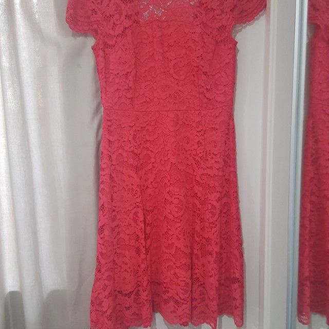 Tokito lace dress size 10 new with tags