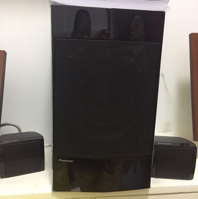 Tv and and home theater package