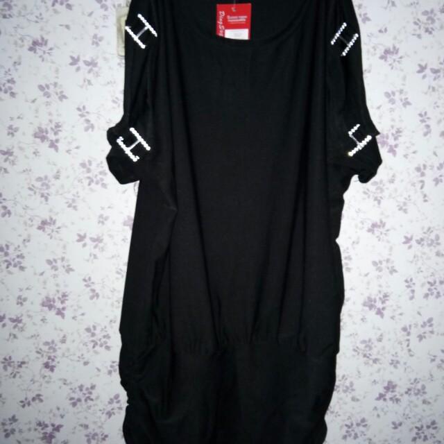 unbranded sexy black dress