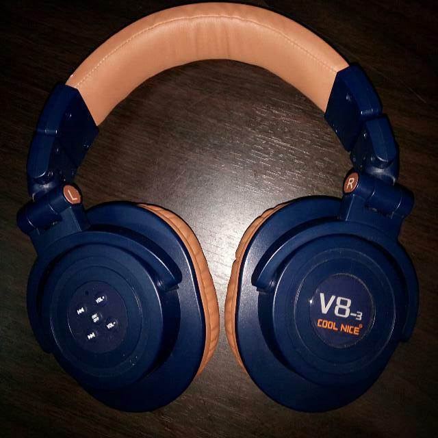 V8-3 Cool Nice Bluetooth/wireless Headphone