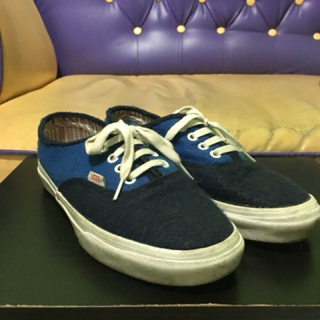 Vans autentic wool