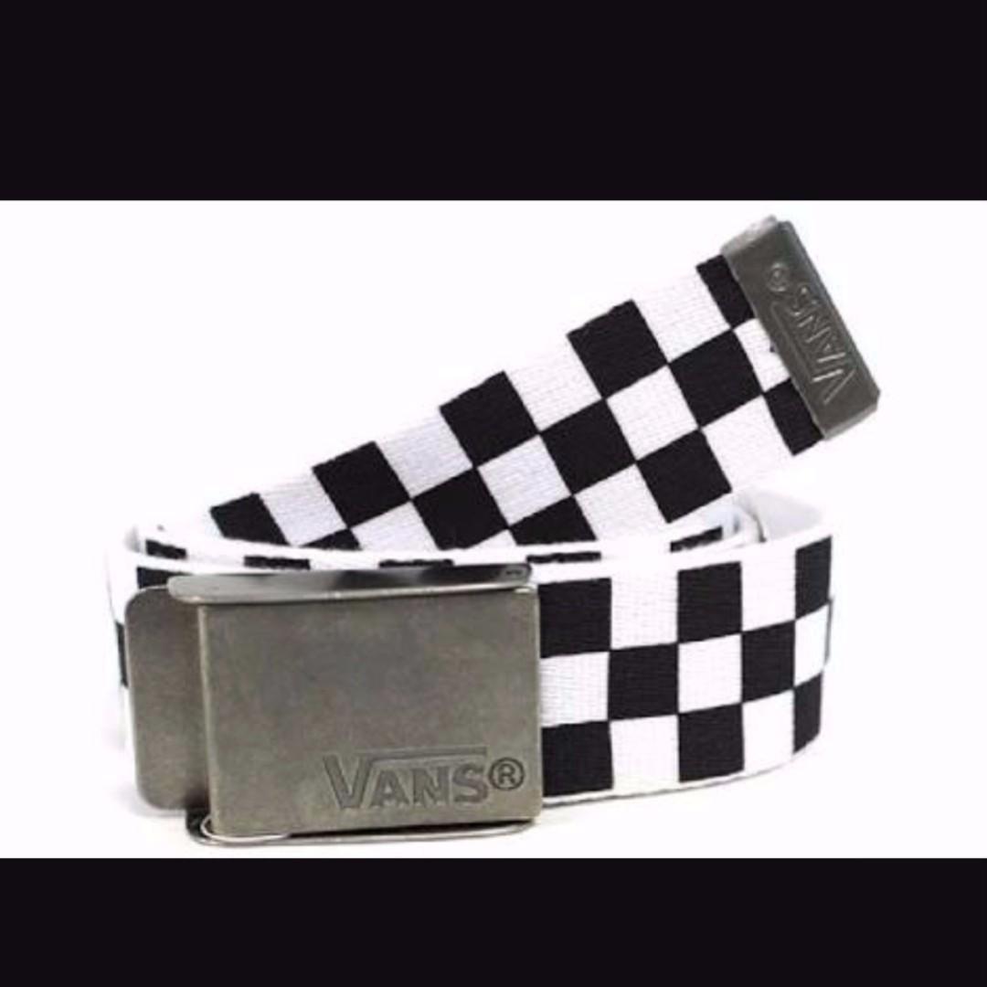 Vans belt buckle