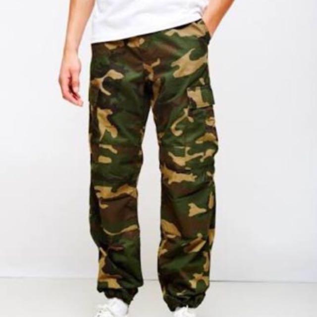 Vans pants size 34