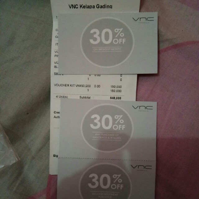Voucer 30% VNC