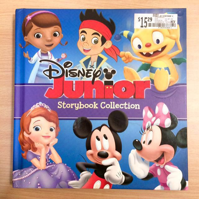 Walt Disney's Junior Storybook Collection