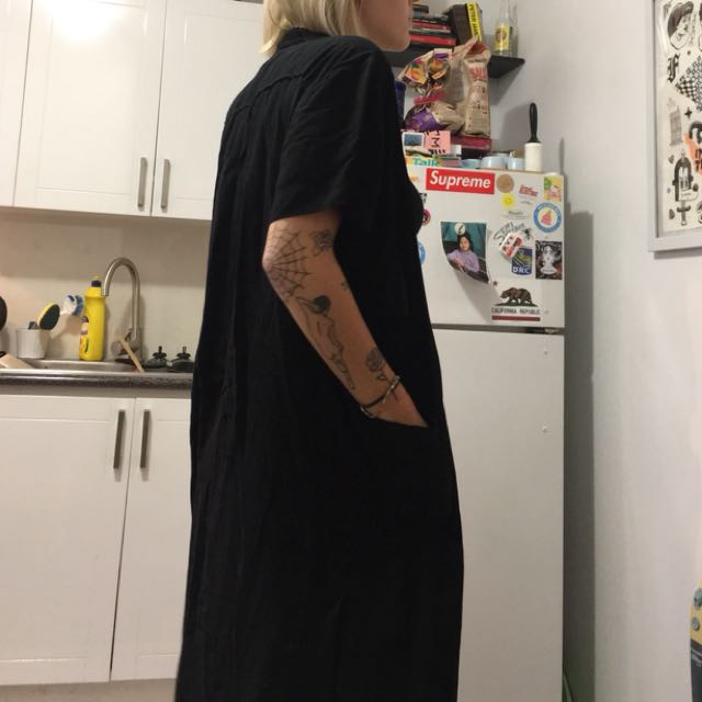 Wilfred Free Long Trench Blouse