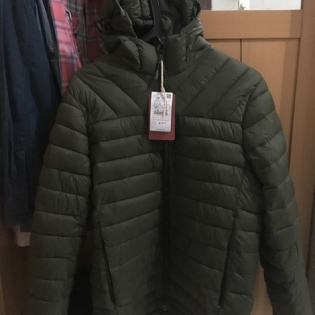 Winter jacket pull n bear