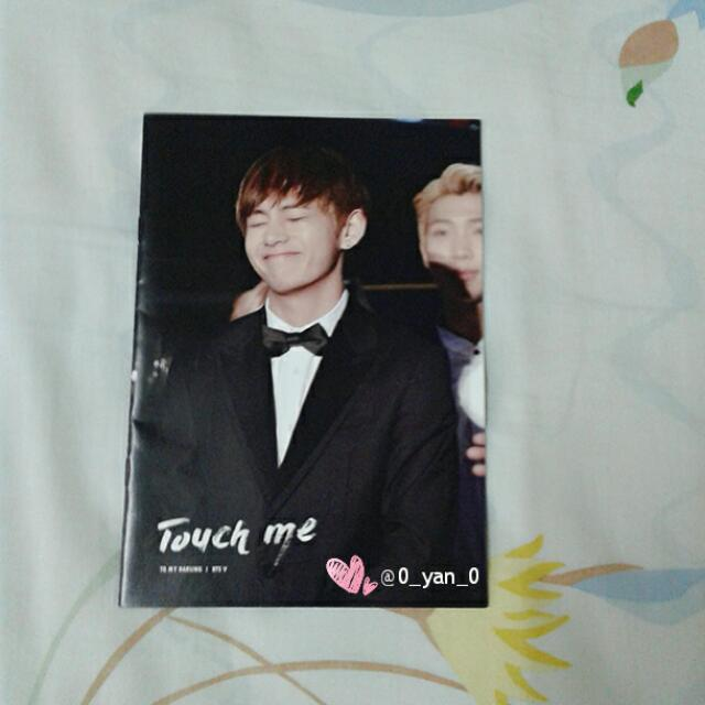 [WTS Only] BTS Taehyung Fansite Goods Photobook
