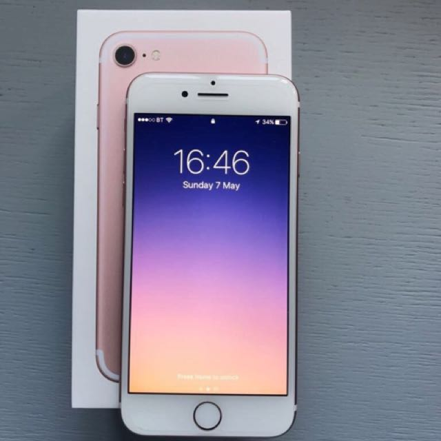 WTT iphone 7 for iPhone 8 I TOP up few hundred