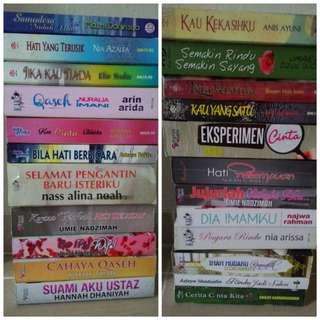 Preloved novel (1)