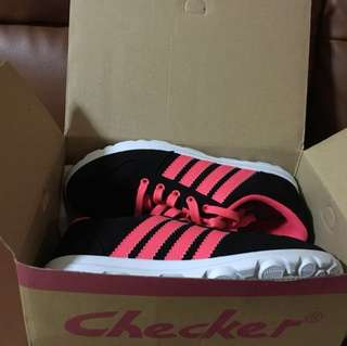 Brand new Checker brand Sneakers