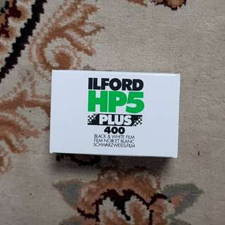 Ilford HP5 Plus 400 Black & White Fresh Film Roll ( iso 400 )