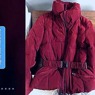 Winter jackets new - Zara/ roots / guess