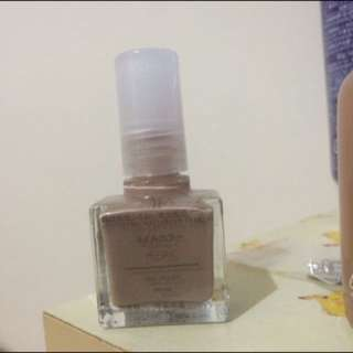 無印良品米色指甲油 #兩百美妝