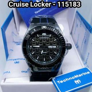 177f24b3ee Technomarine Cruise Locker 115183