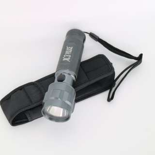 POLICE SPEC X3 LED TORCH
