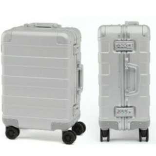 (免運)全新!無印良品MUJI鋁合金硬殼行李箱34L(21吋)