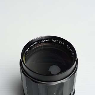 SMC Takumar 135mm f2.5 M42 Mount