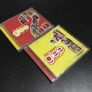 REPRICED GLEE The Music Season One Volume 1 and 2