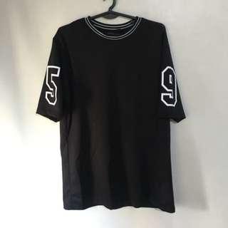 Forever 21 Oversized Jersey