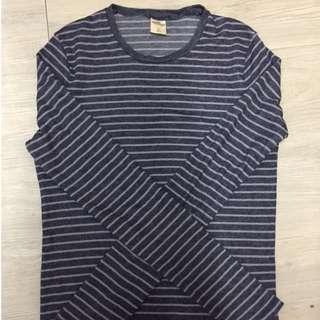 🚚 Hollister 條紋長袖