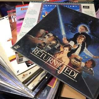 Laser Discs (19 Pcs)